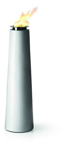 Lighthouse, White Oillamp 67.5cm design by Menu