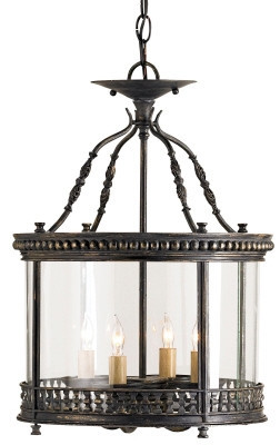 Grayson Ceiling Lantern design by Currey & Company