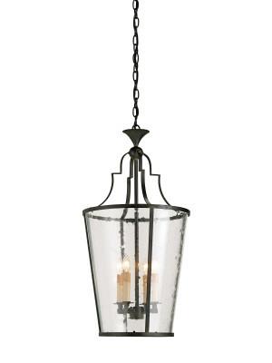Fergus Lantern design by Currey & Company