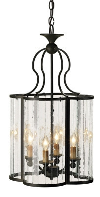 Rupert Lantern design by Currey & Company