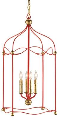 Carousel Lantern design by Currey & Company