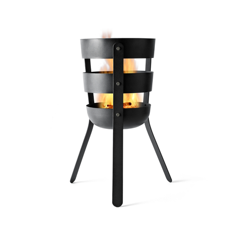 Fire Basket design by Norm Architects for Menu