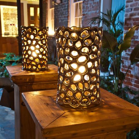 Tortoise Round Shadow Lantern design by BrasaFire