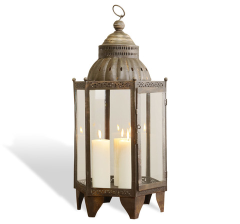 Selano Lantern design by Interlude Home