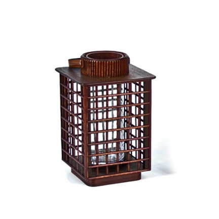 8.5 Square Bamboo Lantern design by Skalny