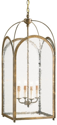 Loggia Lantern design by Currey & Company