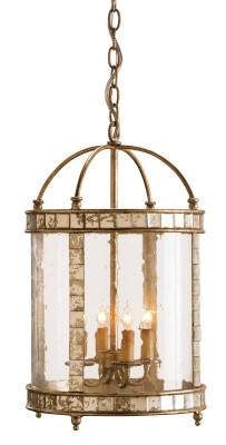Small Corsica Lantern design by Currey & Company