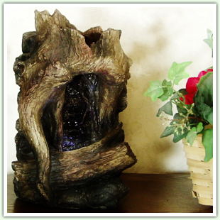Fiberglass & Resin Table Fountains